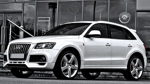 Audi Q5 modificata
