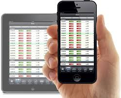 trading forex mobile