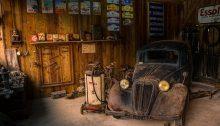 oggetti vecchi